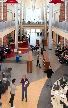 Eastern Campus Library photo