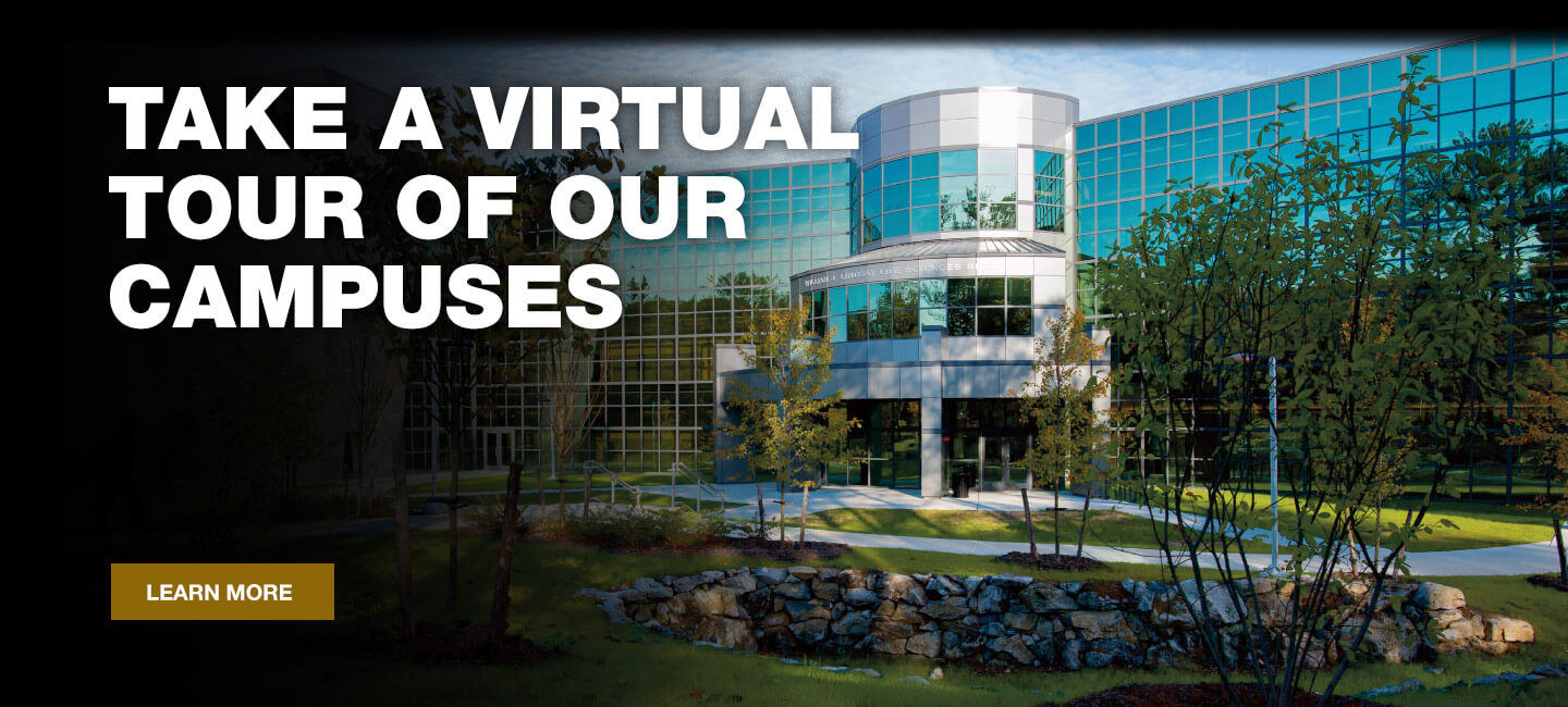 Take a Virtual Tour of Our Campuses